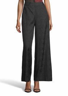 Robert Graham Cora Solid Silk Pants