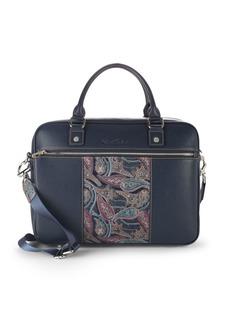 Robert Graham Crossbody Briefcase Bag