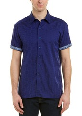Robert Graham Cullen Classic Fit Woven Shirt
