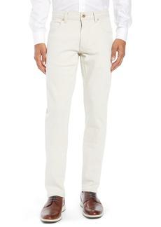 Robert Graham Demetri Straight Leg Jeans (Wheat)