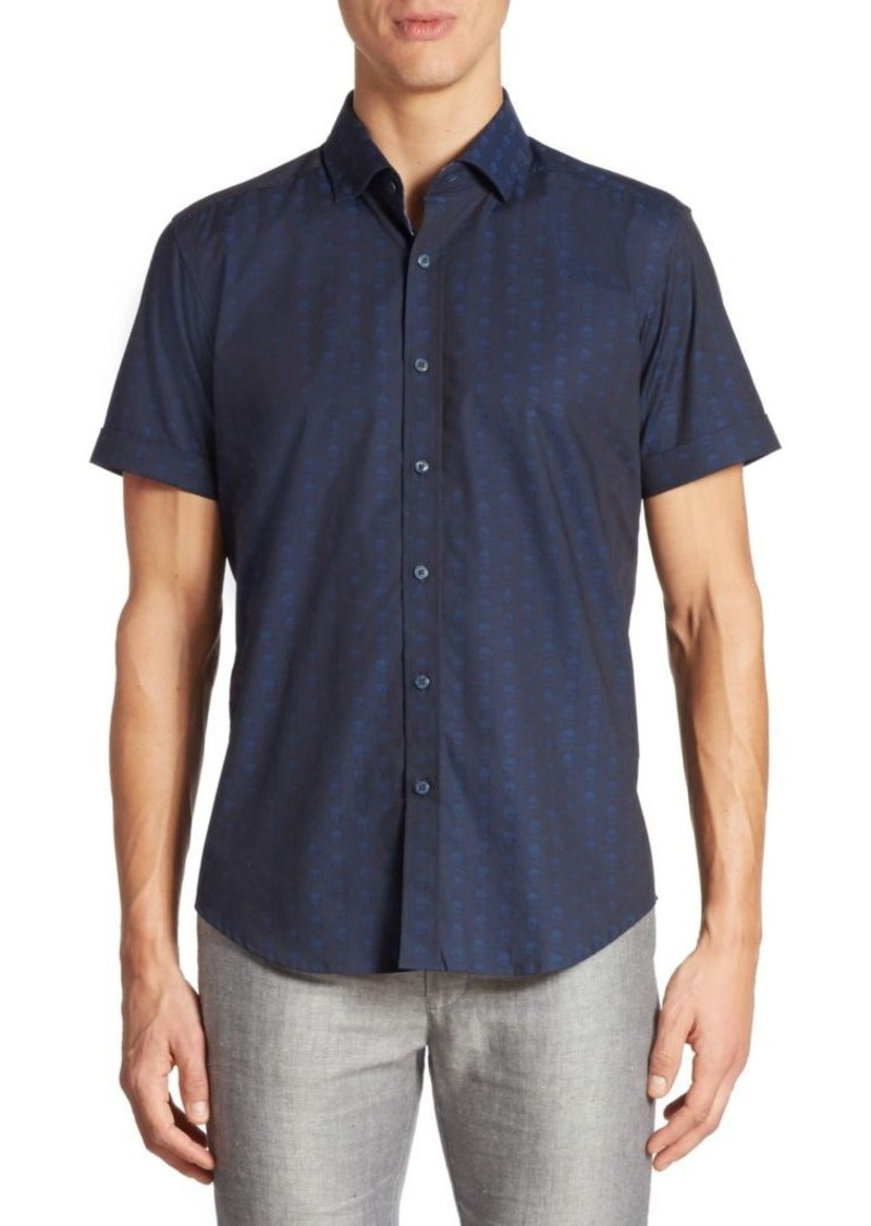 Robert Graham Deven Cotton Shirt