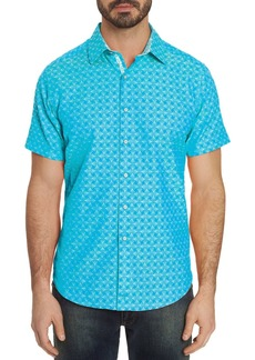 Robert Graham Diamante Short-Sleeve Shirt, Bloomingdale�s Slim Fit - 100% Exclusive