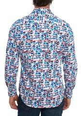 Robert Graham Diamond Sport Shirt