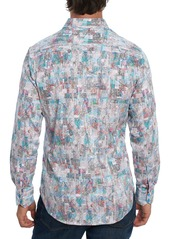 Robert Graham Downbeat Sport Shirt