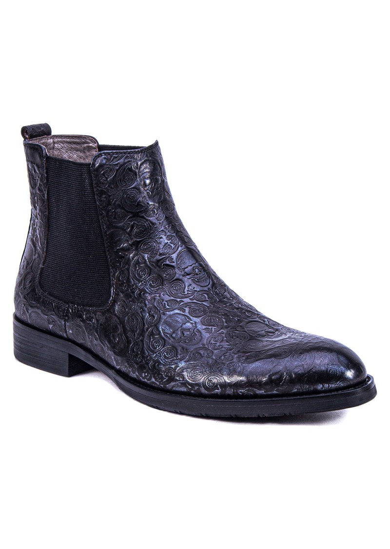 Robert Graham Driscoll Chelsea Boot (Men)