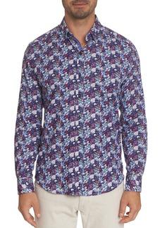 Robert Graham Dunn Slim Fit Shirt