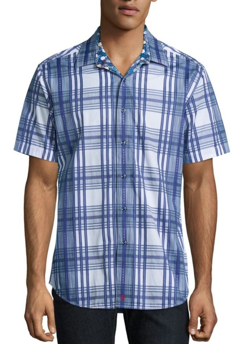 Robert Graham East Timor Short Sleeve Shirt