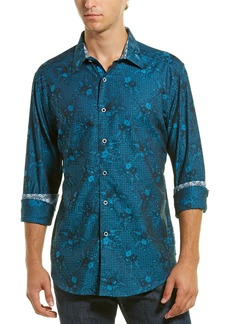 Robert Graham Edmar Classic Fit Woven Shirt