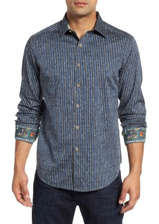 Robert Graham Ellis Classic Fit Sport Shirt