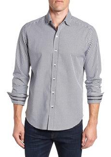 Robert Graham Emmett Tailored Fit Sport Shirt