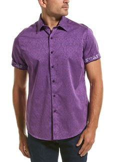 Robert Graham Equinox Classic Fit Woven Shirt