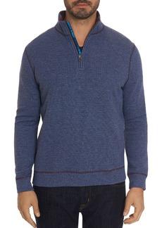 Robert Graham Firth Half-Zip Sweater