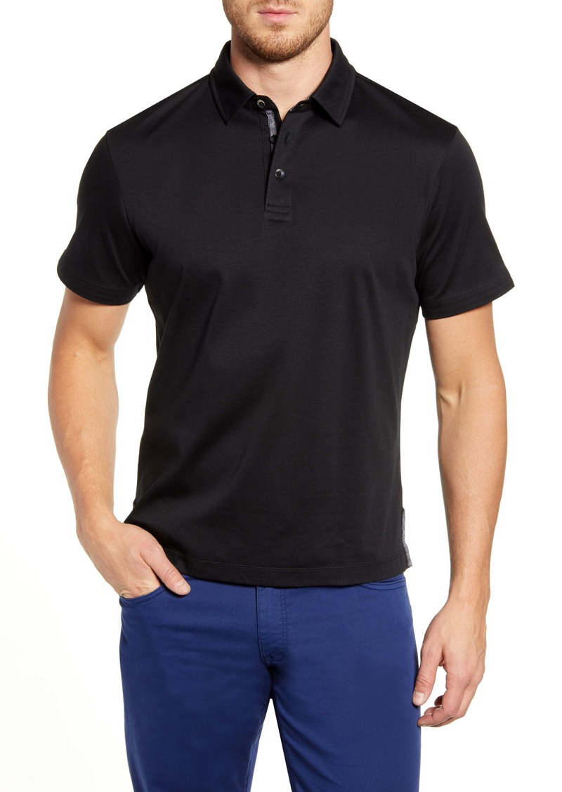 Robert Graham Freshman Regular Fit Polo