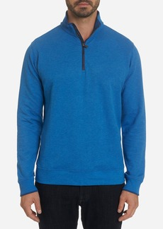 Robert Graham Garnet 1/4 Zip Knit