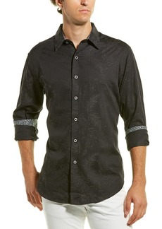Robert Graham Garway Classic Fit Woven Shirt