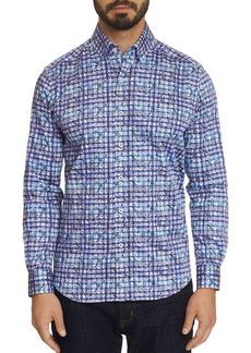 Robert Graham Gavras Floral Plaid Classic Fit Shirt - 100% Exclusive