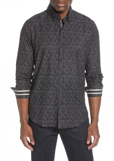 Robert Graham Glendale Regular Fit Paisley Button-Up Shirt