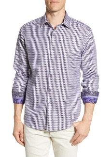 Robert Graham Hackman Regular Fit Check Sport Shirt