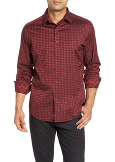Robert Graham Harris Classic Fit Sport Shirt