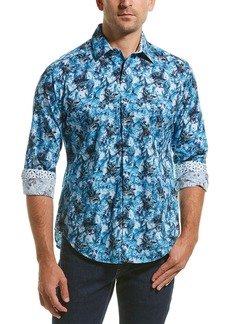 Robert Graham Harrogate Classic Fit Woven Shirt
