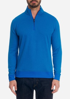 Robert Graham Hartford 1/4 Zip Knit