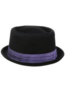 Robert Graham Headwear Men's Edgecomb Porkpie Hat