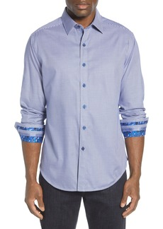 Robert Graham Hearst Regular Fit Sport Shirt
