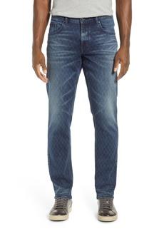 Robert Graham Helio Straight Leg Jeans