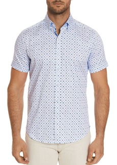 Robert Graham Hewson Dot Classic Fit Camp Shirt - 100% Exclusive