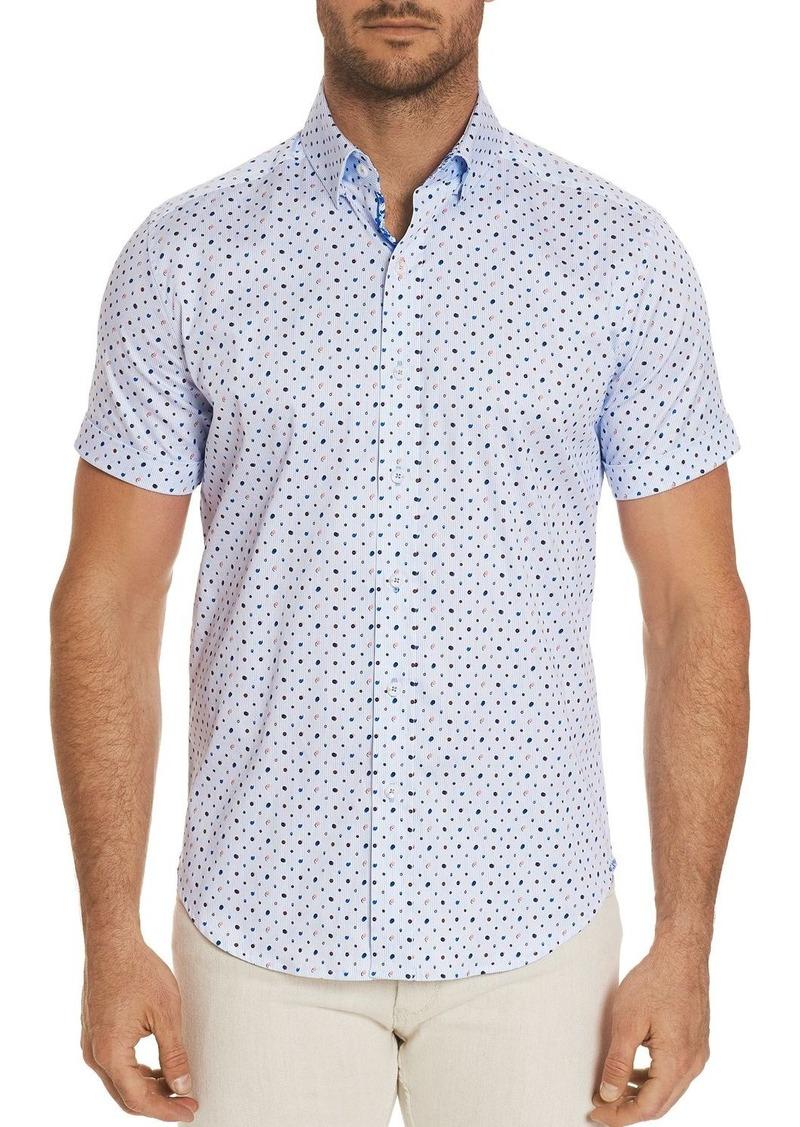 Robert Graham Hewson Dot Classic Fit Camp Shirt - 100% Exclusive