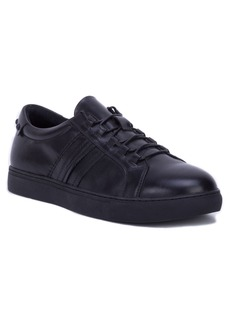 Robert Graham Horton Studded Low Top Sneaker (Men)