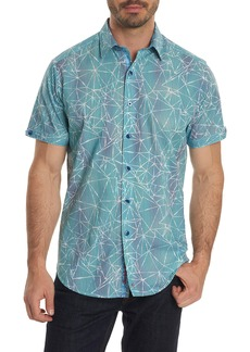 Robert Graham Illusions Print Sport Shirt