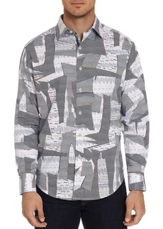 Robert Graham Iverson Abstract Classic Fit Shirt