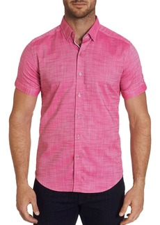 Robert Graham Jackson Short-Sleeve Shirt, Bloomingdale's Slim Fit