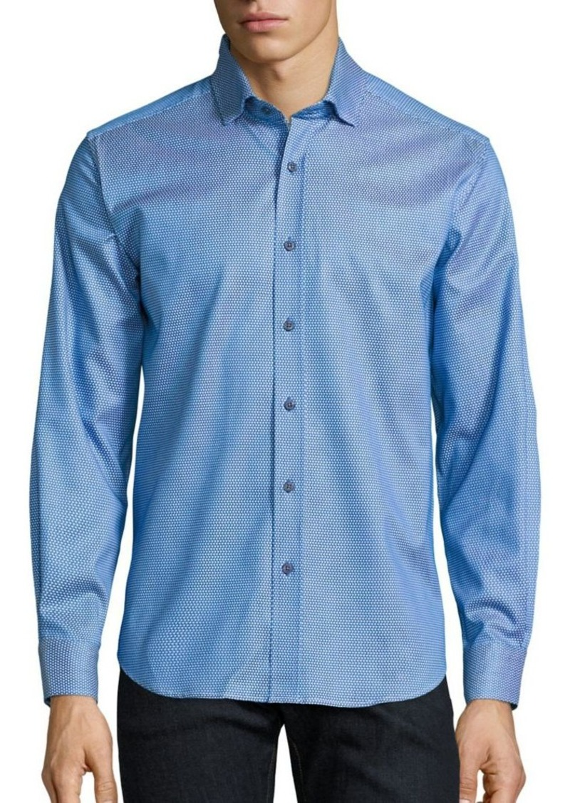 Robert Graham Johnathon Diamond Shirt