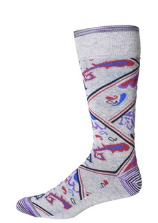 Robert Graham Kaison Socks