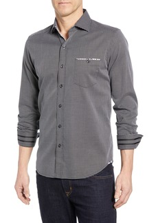 Robert Graham Kareen Tailored Fit Sport Shirt