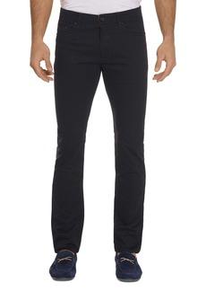 Robert Graham Kent Tonal-Print Tailored Fit Pants