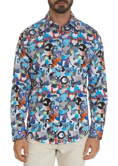Robert Graham Kraftmeyer Sport Shirt