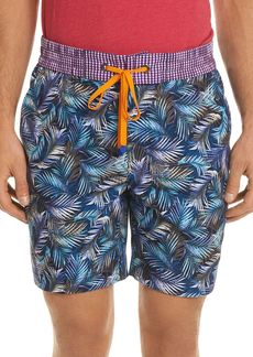 Robert Graham La Pinta Pattern Swim Trunks