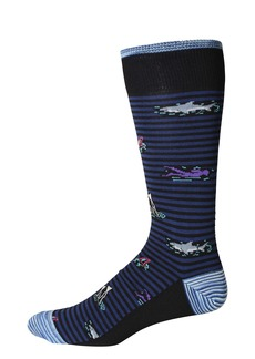 Robert Graham Last Laugh Socks