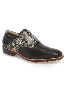 Robert Graham Legend Wingtip Oxford with Removable Cleats (Men)