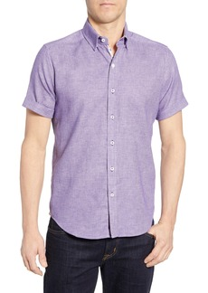 Robert Graham Liam Tailored Fit Sport Shirt