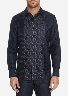 Robert Graham Limited Edition Gj Fusion Sport Shirt