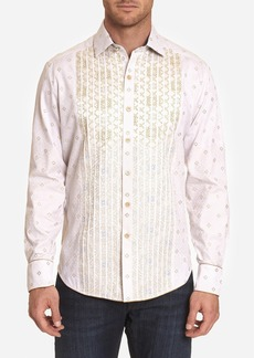Robert Graham Limited Edition Mozart Embroidered Sport Shirt