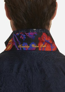Robert Graham Limited Edition The Blue Charm Sport Coat