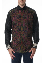 Robert Graham Limited Edition The Lindemann Silk Sport Shirt