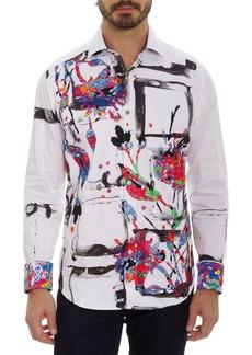 Robert Graham Limited Edition Thriller Sport Shirt