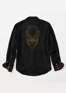 Robert Graham Limited Edition Wakanda Silk Sport Shirt