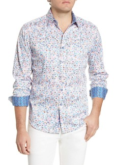 Robert Graham Limitless Regular Fit Button-Up Shirt